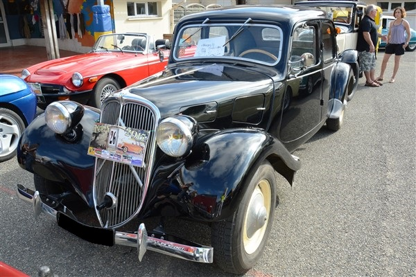Citroen Traction 11BL - 1950