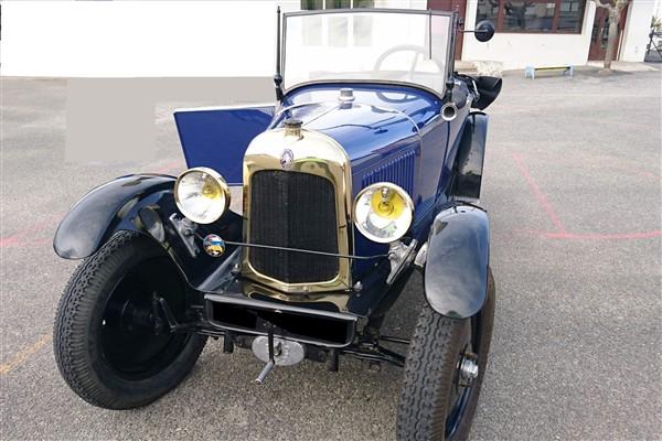 Citroen Trèfle -1925