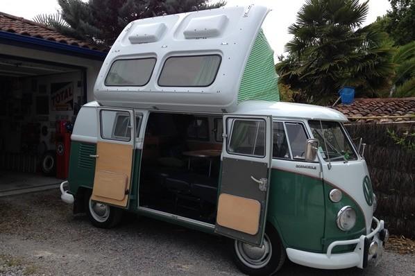 Combi VW - 1964