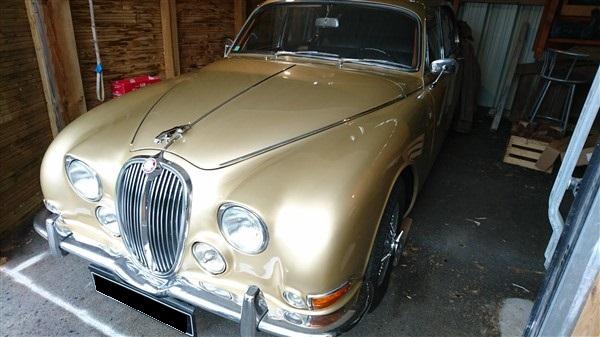 Jaguar 3,8L S - 1966