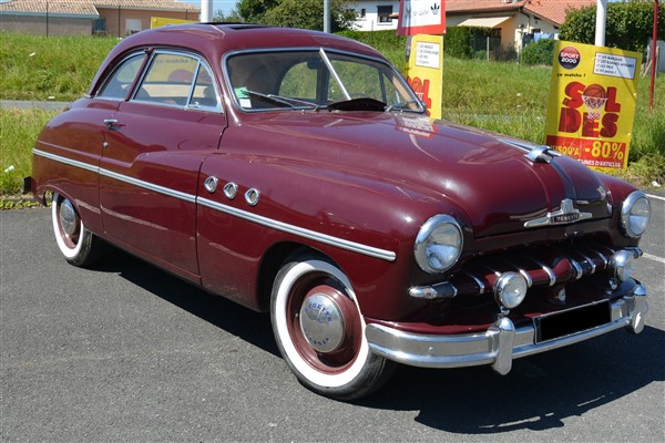 Ford Vedette Coupé - 1952