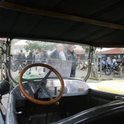 Poste de conduite Citroën B2 - 1922