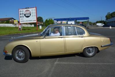 Jaguar 3,8S - 1966
