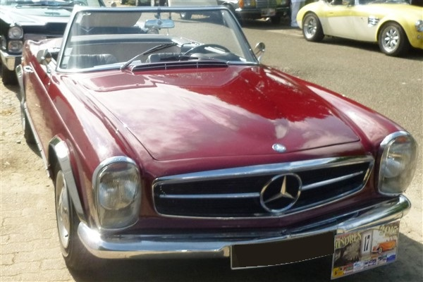 Mercedes Pagode - 1964