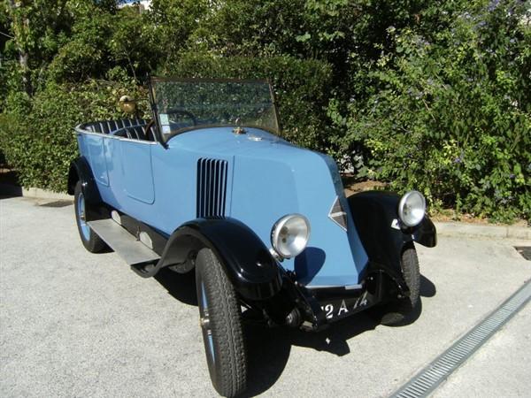 Renault NN1 - 1927