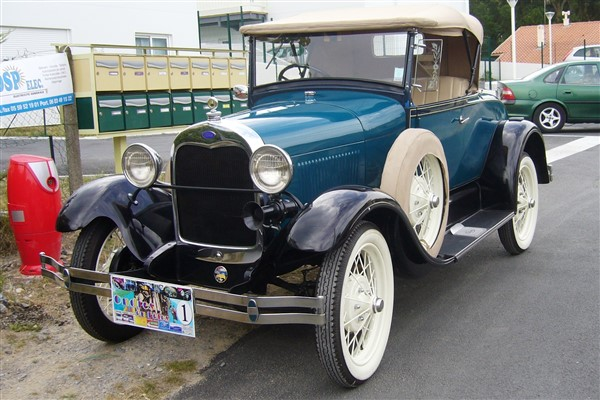 Ford A -1929