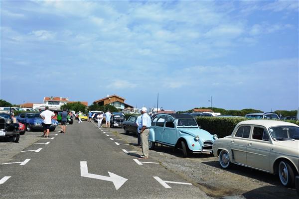 Parking plage 2