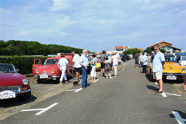 Parking plage 6