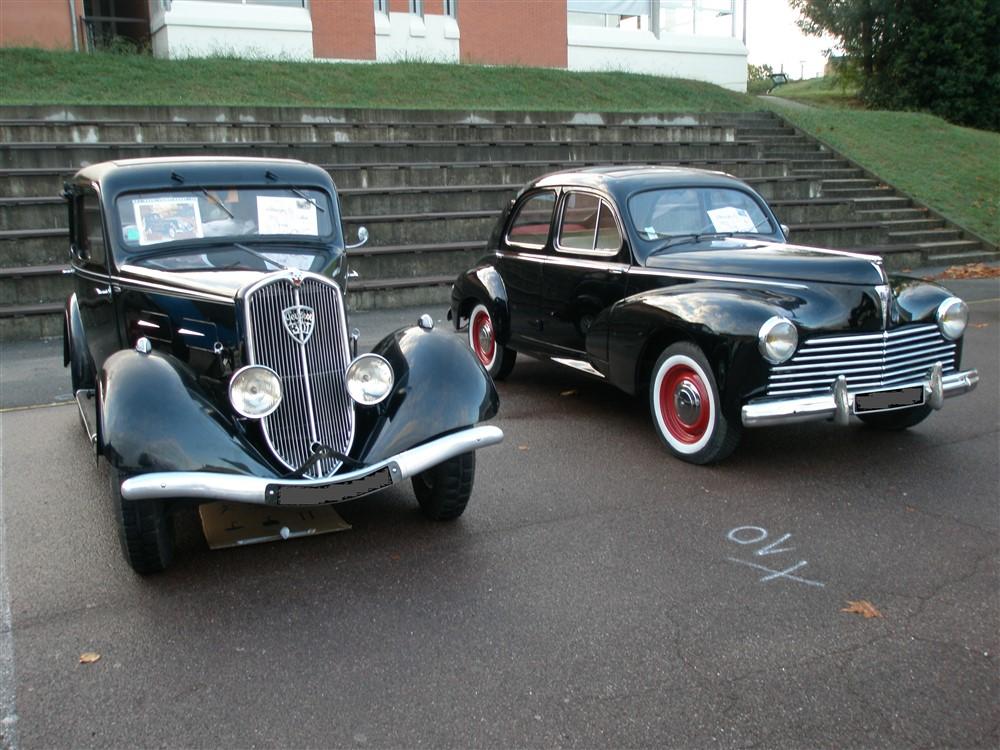 Peugeot 301 & 203