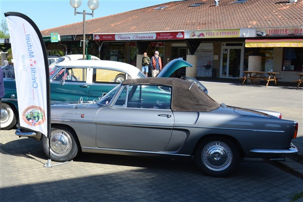 Renault caravelle 1964