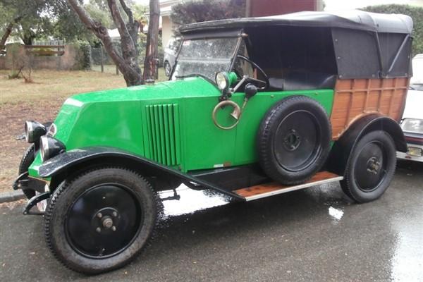 Renault KN1 - 1923