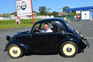 Topolino - 1938