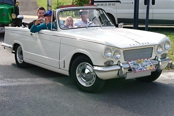 Vitesse 6 - 1965