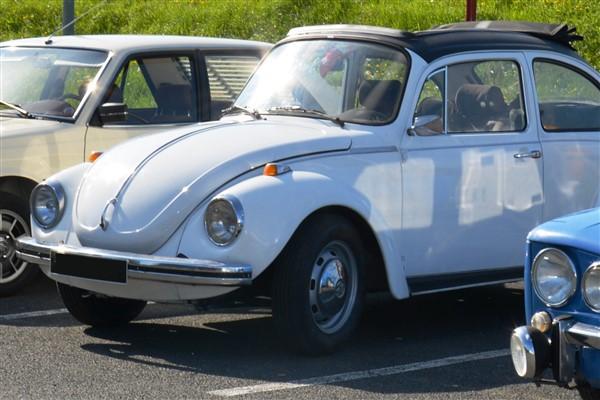 VW Cox Découvrable - 1965