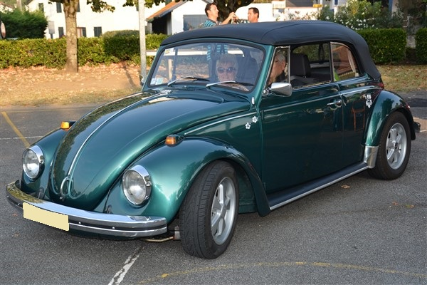 VW Cox Cabriolet - 1968